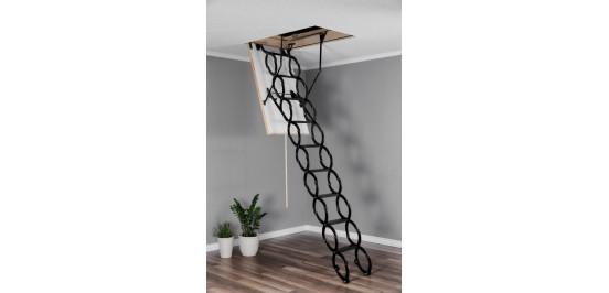 Раздвижные чердачные лестницы Oman Nozycowe