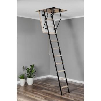 Комбинированные чердачные лестницы Oman Stallux