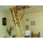 Які сходи підійдуть для заміського будиночка