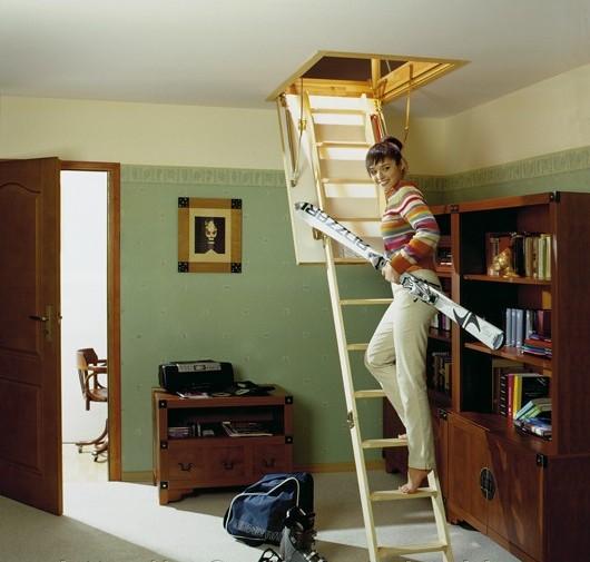 переваги і недоліки сходів з дерева